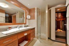 Bad von der Suite (Hotel Waldfriede)
