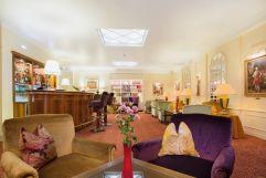 Bar mit Alt-Wiener-Flair (Hotel KAISERHOF Wien)