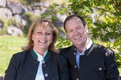 Barbara und Markus Untermarzoner (Hotel Tann)