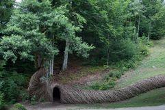 Baumhöhle (c) Arte Sella – G. Bianchi (TVB Valsugana Lagorai)