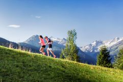 Berglauf im Sommer (Tourismusverband Krimml)