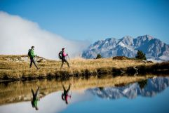 Besonderes Wandererlebnis (c) Hansi Heckmair (Wellnessresort AMONTI & LUNARIS)
