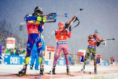 Biathlon Weltcup Männerwettkampf (Ruhpolding Tourismus GmbH)