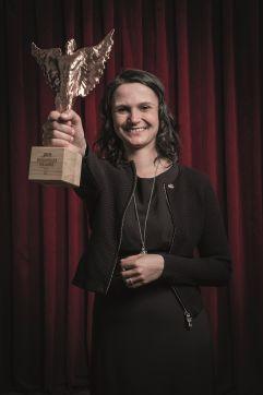 Biersommelier des Jahres Evelyn Olak (c) Rolling Pin (Dachsteinkönig)