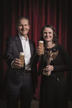 Biersommelier des Jahres Evelyn Olak & Hirter Bier (c) Rolling Pin (Dachsteinkönig)