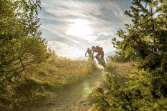 Biken in den Bergen (c) IDM Südtirol (Hotel Sun Valley)