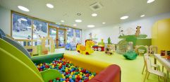 Kinderclub des Leading Family Hotels und Resort Dachsteinkönig