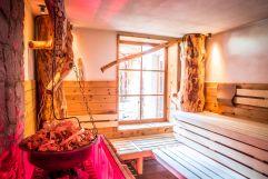 Bio-Zirbensauna (Tirler-Dolomites Living Hotel)