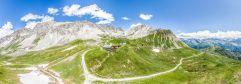 Blick auf das Bergpanorama rund um die Darmstädter Hütte (c) TVB St. Anton am Arlberg Patrick Bätz (VALLUGA Hotel)