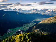 Blick auf das Gsieser Tal (c) Giggle Agentur (Fontis eco farm & suites)