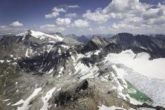 Blick auf die Gletscher am Sonnblick (c) Florian Bachmeier (Tourismusverband Rauris)