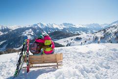 Blick in die unberührte Winterlandschaft (c) Michael Gruber (Tourismusverband Rauris)