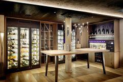 Blick in die Vinothek (c) Michael Huber (Alpenrose - Familux Resort)