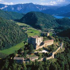 Blick über das Castel Pergine (c) Tappeiner (TVB Valsugana Lagorai)