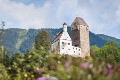 Burg Freundsberg (c) Angélica Morales (Silberregion Karwendel)