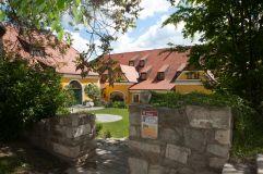 Burghof im Althof Retz