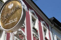 Café Zauner in der Pfarrgasse (c) www.badischl.at (Tourismusverband Bad Ischl)