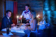 Candlelightdinner im Restaurant Sinn-Reich im Hotel Winzer (c) Wolkersdorfer