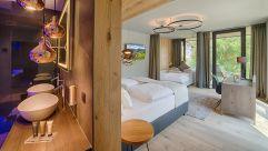 Chalet Junior Suite mit Outdoor Living Room (Wellnessresort Amonti & Lunaris)