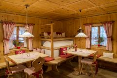 Charmant traditionelle Bauernstube (Alpin Panorama Hotel Hubertus)