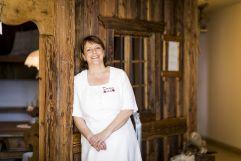 Chefköchin Barbara (c) Armin Huber (Hotel Tann)