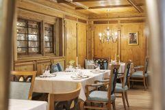 Das 4-Haubenrestaurant Paznaunerstube im Gourmethotel (c) Die West Werbeagentur (Trofana Royal)