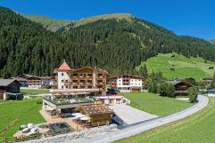 Das 4-Sterne Alpinhotel Berghaus in Tux (Alpinhotel Berghaus)