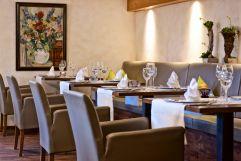 Das Galerierestaurant des Hotels (c) Heimplätzer Werbefotografie (Concordia Wellnesshotel & Spa)