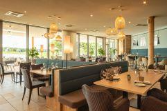 Das gemütliche Restaurant Die Möwe (VILA VITA Pannonia Pamhagen)