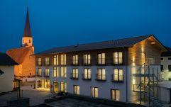 Das Hotel Traumschmiede in Unterneukirchen bei Altötting (c) Thomas Haberland (Hotel Traumschmiede und Gasthof zur alten Schmiede)