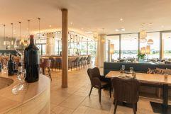 Das Restaurant Die Möwe (VILA VITA Pannonia Pamhagen)