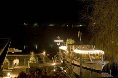 Das Seebad Schiff des KOLLERs im Winter (c) Rupert Mühlbacher (Kollers)