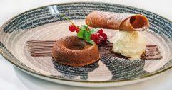 Dessertgenuss (Hotel Kaiserblick)