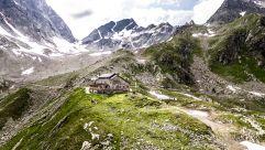 Die Darmstädter Hütte südlich von St. Anton am Arlberg (c) TVB St. Anton am Arlberg Patrick Bätz (VALLUGA Hotel)
