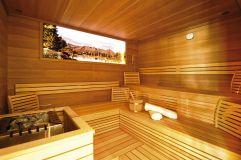 Die Sauna (Das SeeMOUNT)
