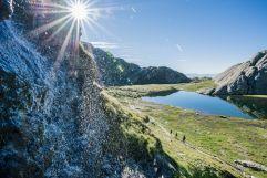 Die Spronser Seen (c) TV Dorf Tirol (Hotel Golserhof)