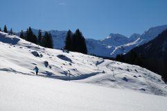 Die unberührte Natur beim Langlaufen genießen (c) Eder Stefan (Tourismusverband Rauris)