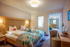 Doppelbettzimmer (Hotel Waldfriede)