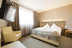 Doppelzimmer Classic Stadtblick (Hotel Goldenes Schiff)