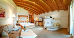 Deluxe Doppelzimmer Kuschel im Hotel Alpina