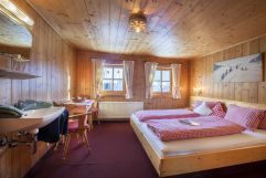 Doppelzimmer im Bauernhaus Kühnreit (c) Reifmüller  (Wanderhotel Gassner)