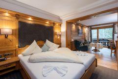 Doppelzimmer Komfort (c) Thomas Bloch (Parkhotel Burgmühle)