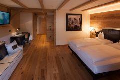 Doppelzimmer (Tirler-Dolomites Living Hotel)