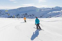 Ein Genuss für SkifahrerInnen (Wildkogel Arena)