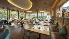 Einladender Wintergarten (c) Aileen Melucci (Wellnesshotel Walserhof - Kleinwalsertal Hotels)