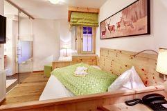 Einzelzimmer Almrose (Biohotel Castello Königsleiten)