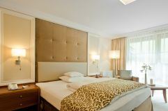Einzelzimmer im modernen Design im Hotel Trofana Royal
