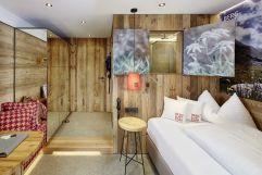 Einzelzimmer im Wanderhotel Gassner (c) Michael Huber www.huber-fotografie.at