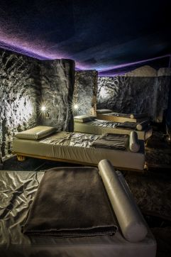 Energiegrotte und Ruheraum (Tirler-Dolomites Living Hotel)