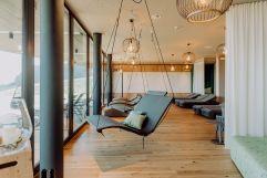 Entspannen im Ruheraum (c) Karin Bergmann (Ratscher Landhaus)